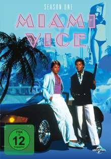 Miami Vice Season 1, 6 DVDs