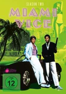 Miami Vice Season 2, 6 DVDs