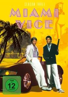 Miami Vice Season 3, 6 DVDs