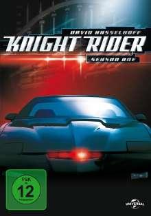Knight Rider Season 1, 8 DVDs