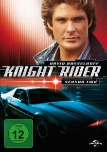 Knight Rider Season 2, 6 DVDs