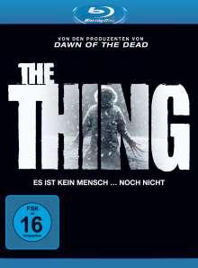 The Thing (2011) (Blu-ray), Blu-ray Disc