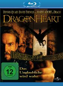 Dragonheart (Blu-ray), Blu-ray Disc