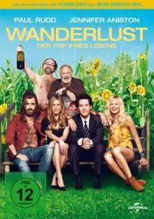 Wanderlust, DVD