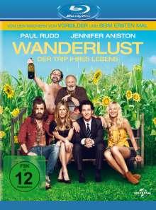 Wanderlust (Blu-ray), Blu-ray Disc