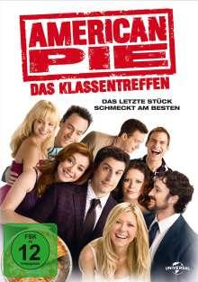 American Pie - Das Klassentreffen, DVD