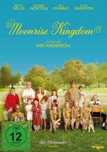 Moonrise Kingdom, DVD