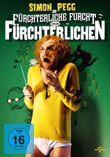 Die fürchterliche Furcht vor dem Fürchterlichen, DVD