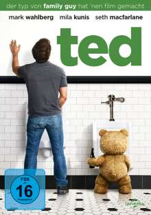 Ted, DVD