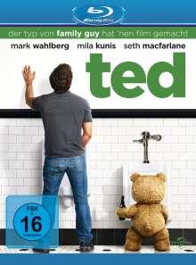 Ted (Blu-ray), Blu-ray Disc