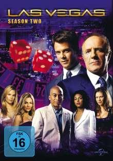 Las Vegas Season 2, 6 DVDs