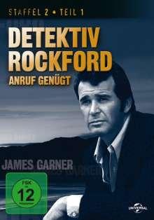 Detektiv Rockford - Anruf genügt Staffel 2 Box 1, 4 DVDs