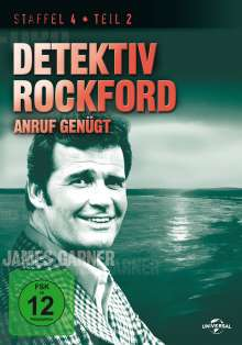 Detektiv Rockford - Anruf genügt Staffel 4 Box 2, 3 DVDs