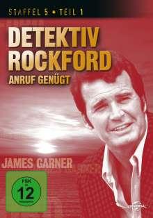 Detektiv Rockford - Anruf genügt Staffel 5 Box 1, 3 DVDs