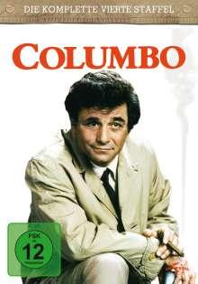 Columbo Staffel 4, 4 DVDs