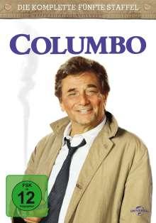 Columbo Staffel 5, 3 DVDs