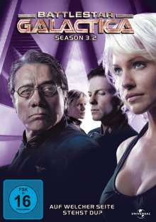 Battlestar Galactica Season 3 Box 2, 3 DVDs