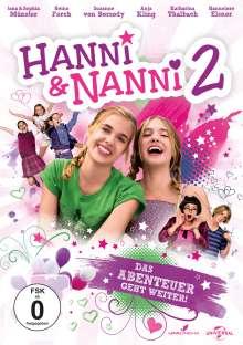 Hanni & Nanni 2, DVD