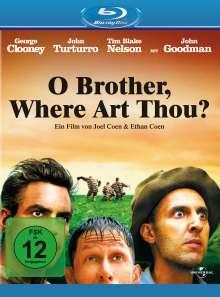 O Brother, Where Art Thou? (Blu-ray), Blu-ray Disc