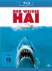 Der weiße Hai (Blu-ray), Blu-ray Disc