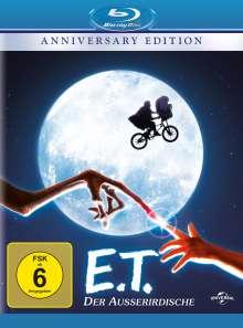 E.T. - Der Außerirdische (Blu-ray), Blu-ray Disc