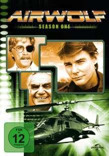 Airwolf Season 1, 3 DVDs