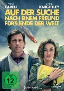 Auf der Suche nach einem Freund fürs Ende der Welt, DVD