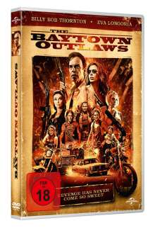 The Baytown Outlaws, DVD