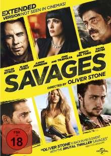 Savages, DVD