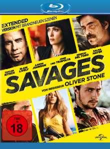 Savages (Blu-ray), Blu-ray Disc