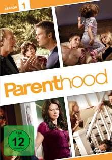 Parenthood Season 1, 3 DVDs