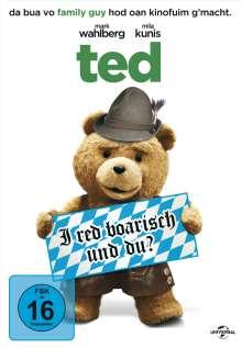 Ted (Bairische Version - Ted spricht Bairisch), DVD