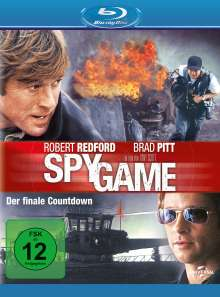 Spy Game (Blu-ray), Blu-ray Disc