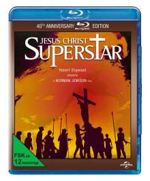 Jesus Christ Superstar (1973) (Blu-ray), Blu-ray Disc