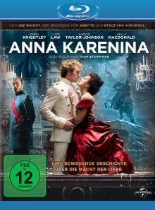 Anna Karenina (2012) (Blu-ray), Blu-ray Disc