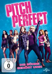 Pitch Perfect, DVD