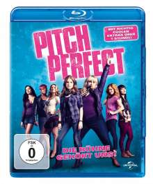 Pitch Perfect (Blu-ray), Blu-ray Disc