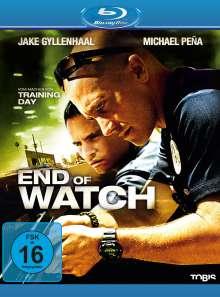 End Of Watch (Blu-ray), Blu-ray Disc