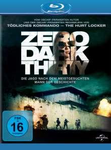Zero Dark Thirty (Blu-ray), Blu-ray Disc