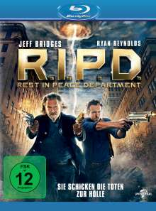 R.I.P.D. (Blu-ray), Blu-ray Disc