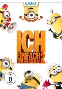 Ich - Einfach unverbesserlich 2, DVD