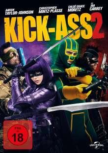 Kick-Ass 2, DVD