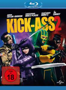 Kick-Ass 2 (Blu-ray), Blu-ray Disc