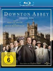 Downton Abbey Season 1 (Blu-ray), 3 Blu-ray Discs