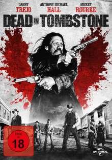 Dead in Tombstone, DVD