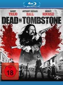 Dead in Tombstone (Blu-ray), Blu-ray Disc