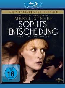 Sophies Entscheidung (Blu-ray), Blu-ray Disc
