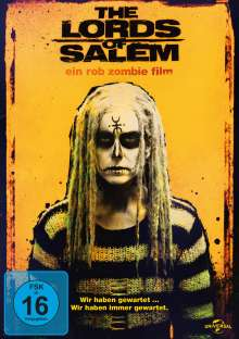 The Lords of Salem, DVD
