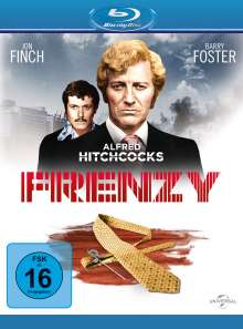 Frenzy (Blu-ray), Blu-ray Disc