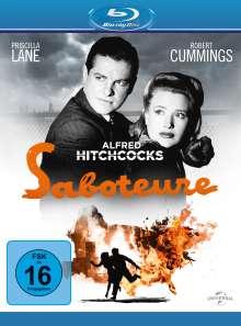 Saboteur (1942) (Blu-ray), Blu-ray Disc